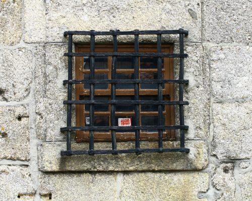 Ehemaliges Gemeindehaus und Gefängnis