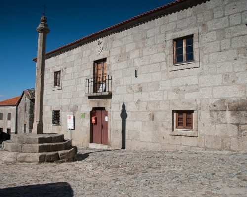 Former Town Hall and Prison