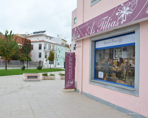 As Tílias – Restaurante