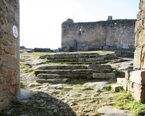 Medieval Paving
