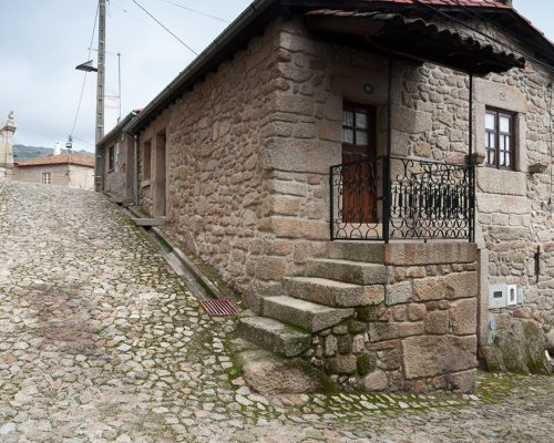 Beira-style House