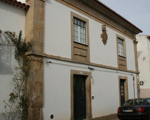 Casa do Marechal de Campo Manuel Leitão de Carvalho / Palácio dos Leitões
