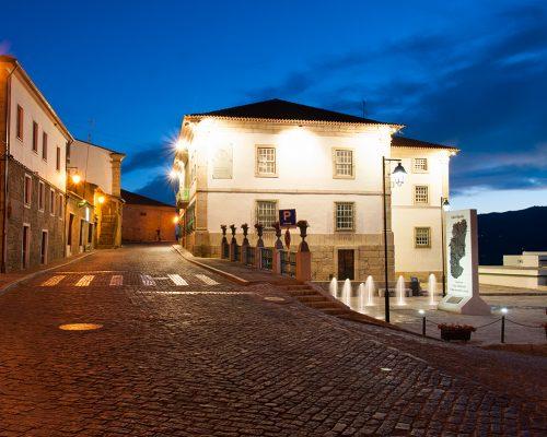 Rathaus von Belmonte