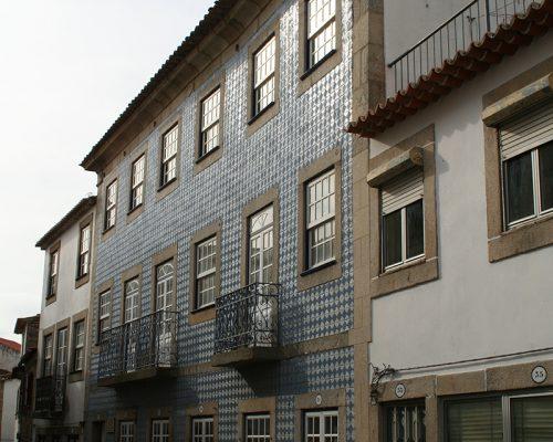 Casa Brasonada António Pereira Fontão Júnior