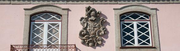 Casa Brasonada – Brigadeiro Vicente Delgado Freire