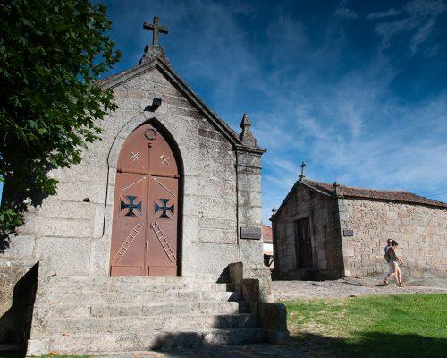 Capelas de Santo António e do Calvário
