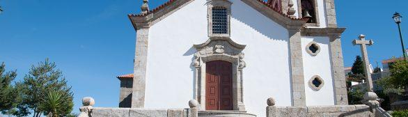 """Pfarrkirche / """"Nossa Senhora da Assunção"""" Kirche"""
