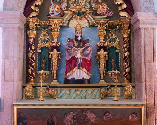 Igreja Matriz / Nª Senhora das Neves 2
