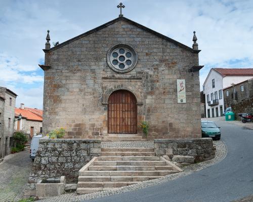 Parish Church or Church of St. Salvador