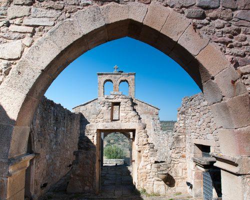 """""""Sta. Maria do Castelo"""" Kirche"""