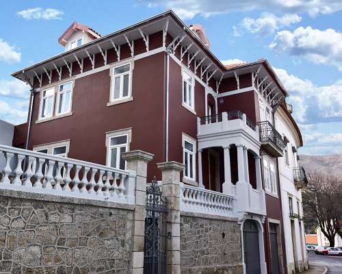 Casa com História 1