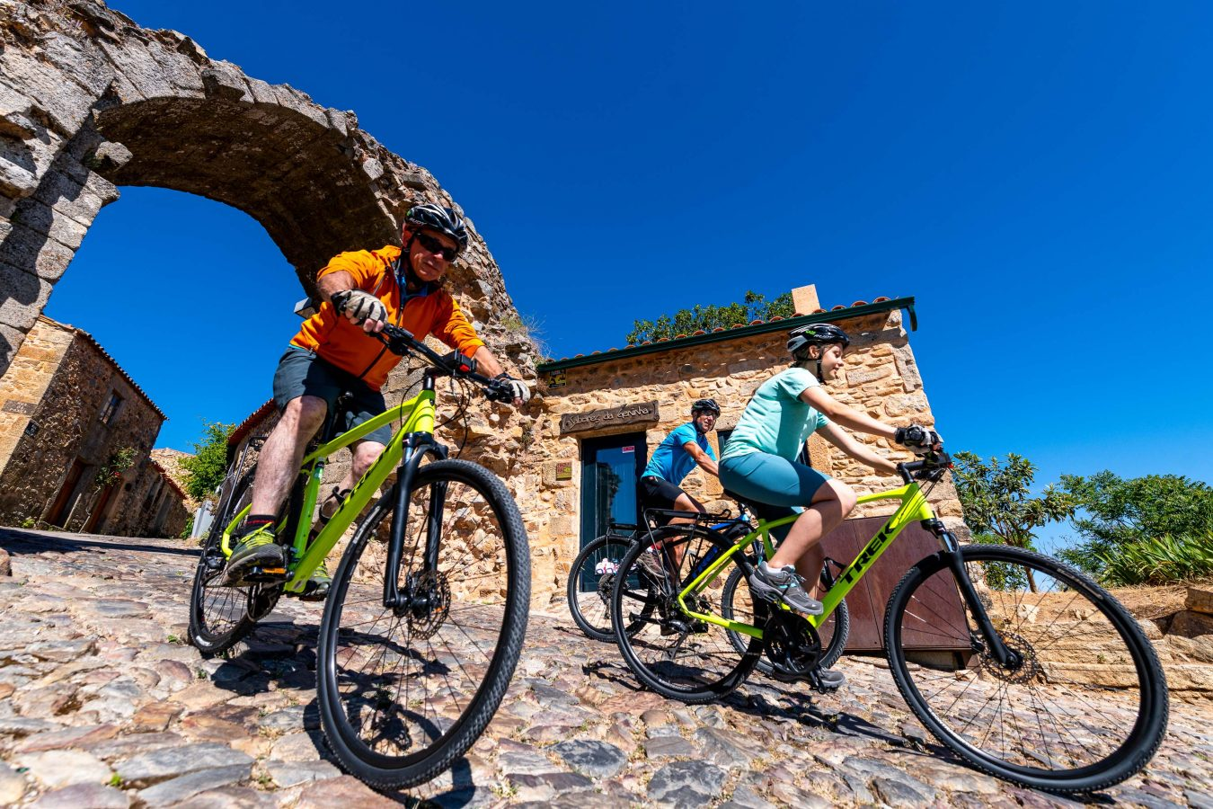 Bike Tour in the Portuguese Historical Villages