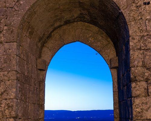 Porta Falsa (Falsches Tor)