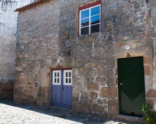 Manuelinische Häuser