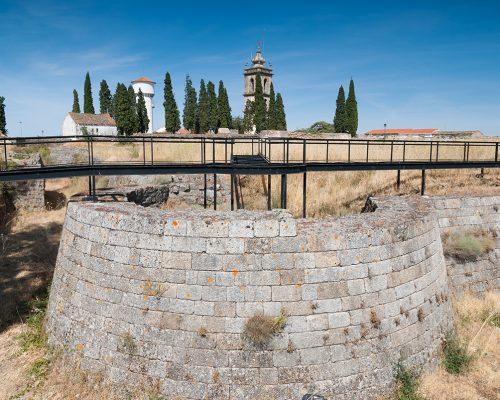 Burg von Almeida