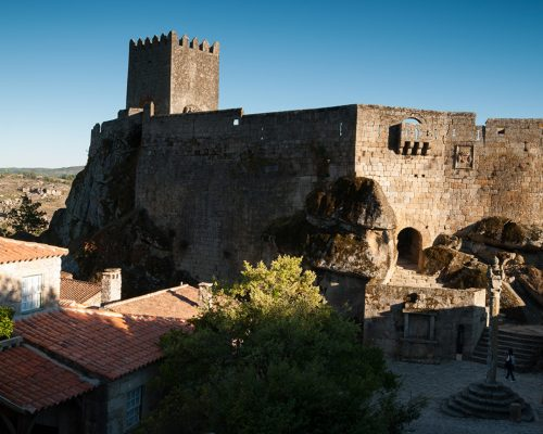 Castelo e Muralhas – AHP Sortelha