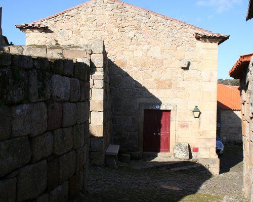 Posto de Turismo de Castelo Mendo / Museu dos Sentidos