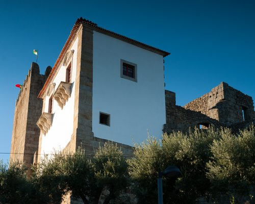 Touristenstelle von Belmonte