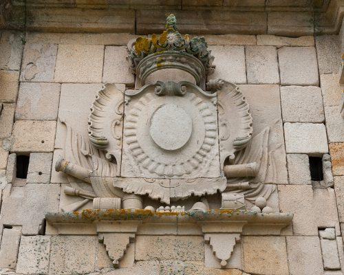 """""""São Francisco da Cruz"""" Doppeltore"""