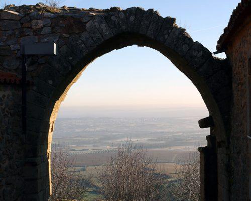 Porta do Sol (Sonnentor)
