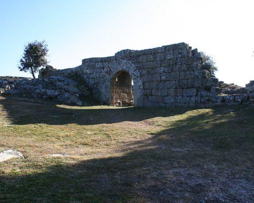 Porta do Castelinho (Bürgchen-Tor)