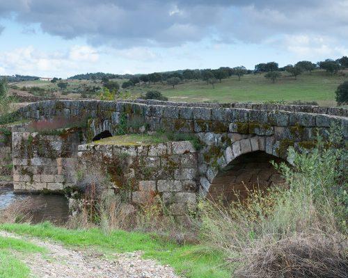 Brücke römischen Ursprungs