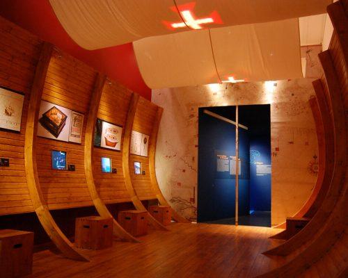 Museu À Descoberta do Novo Mundo