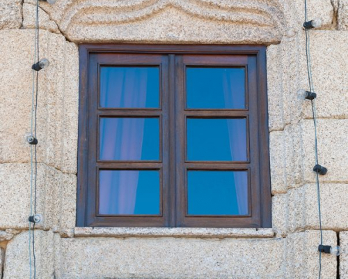 Manueline windows and doors