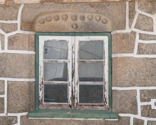 Manuelinische Fenster und Türen