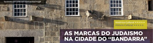 "As marcas do judaismo na cidade do ""Bandarra"""