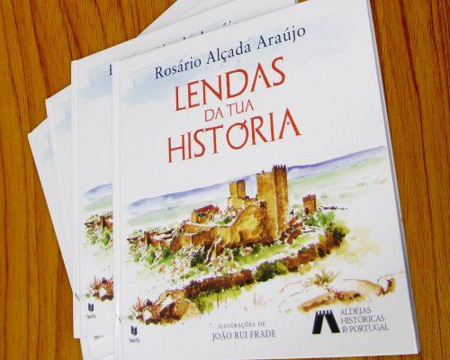 """Livro """"Lendas da tua História""""_1"""