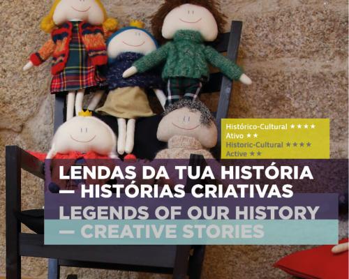 Lendas da tua história – Histórias Criativas_1