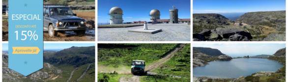 Actividades ao ar livre na Serra da Estrela e Aldeias Históricas