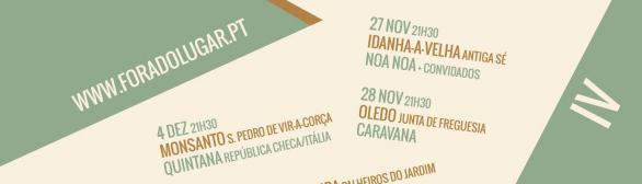 IV Fora do Lugar – Festival Internacional de Músicas Antigas
