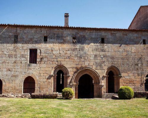Mosteiro Sta Maria de Aguiar