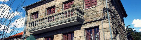 Casa onde viveu Zeca Afonso