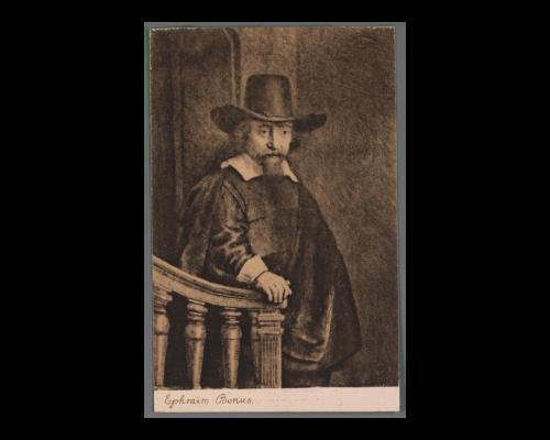 Efraim Bueno - né à Castelo Rodrigo