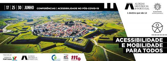 Aldeias Históricas de Portugal retomam ações de sensibilização sobre acessibilidade e mobilidade