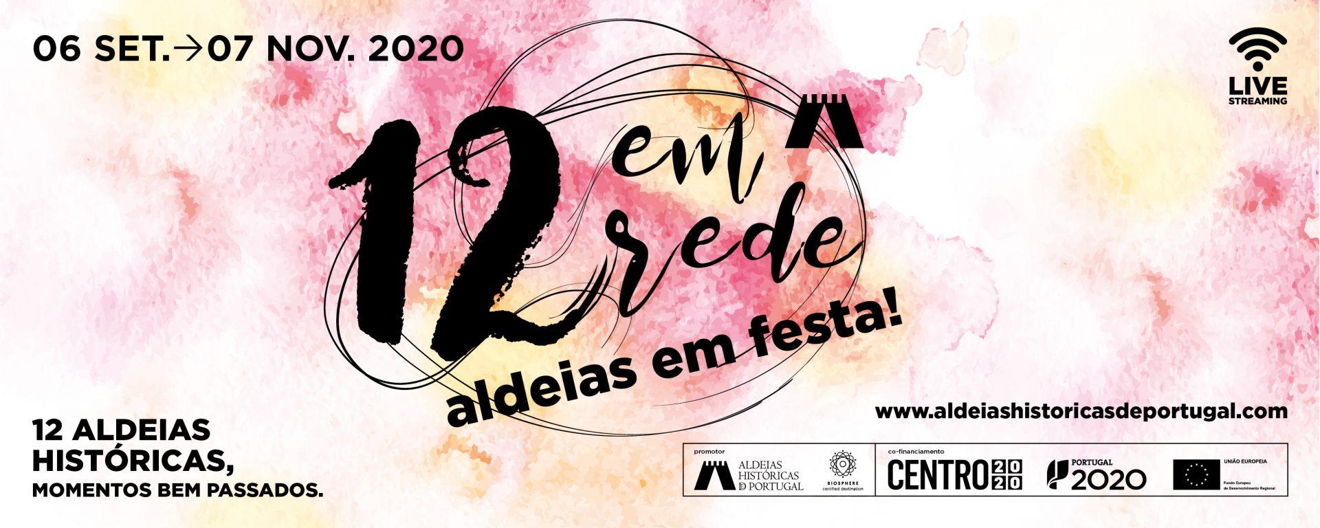 As Aldeias Históricas de Portugal voltam a estar em festa, mas com eventos adaptados ao contexto atual