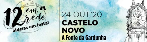 Ciclo 12 em Rede- Aldeia Histórica de Castelo Novo