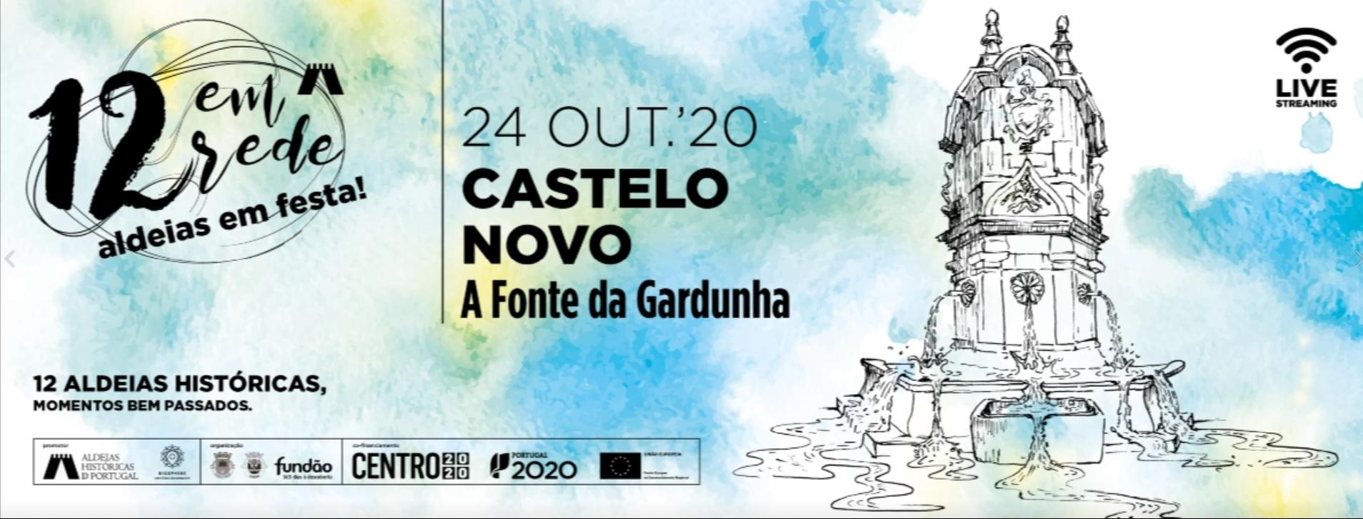 Pela Fonte dos Sons de Castelo Novo   TRY PORTUGAL
