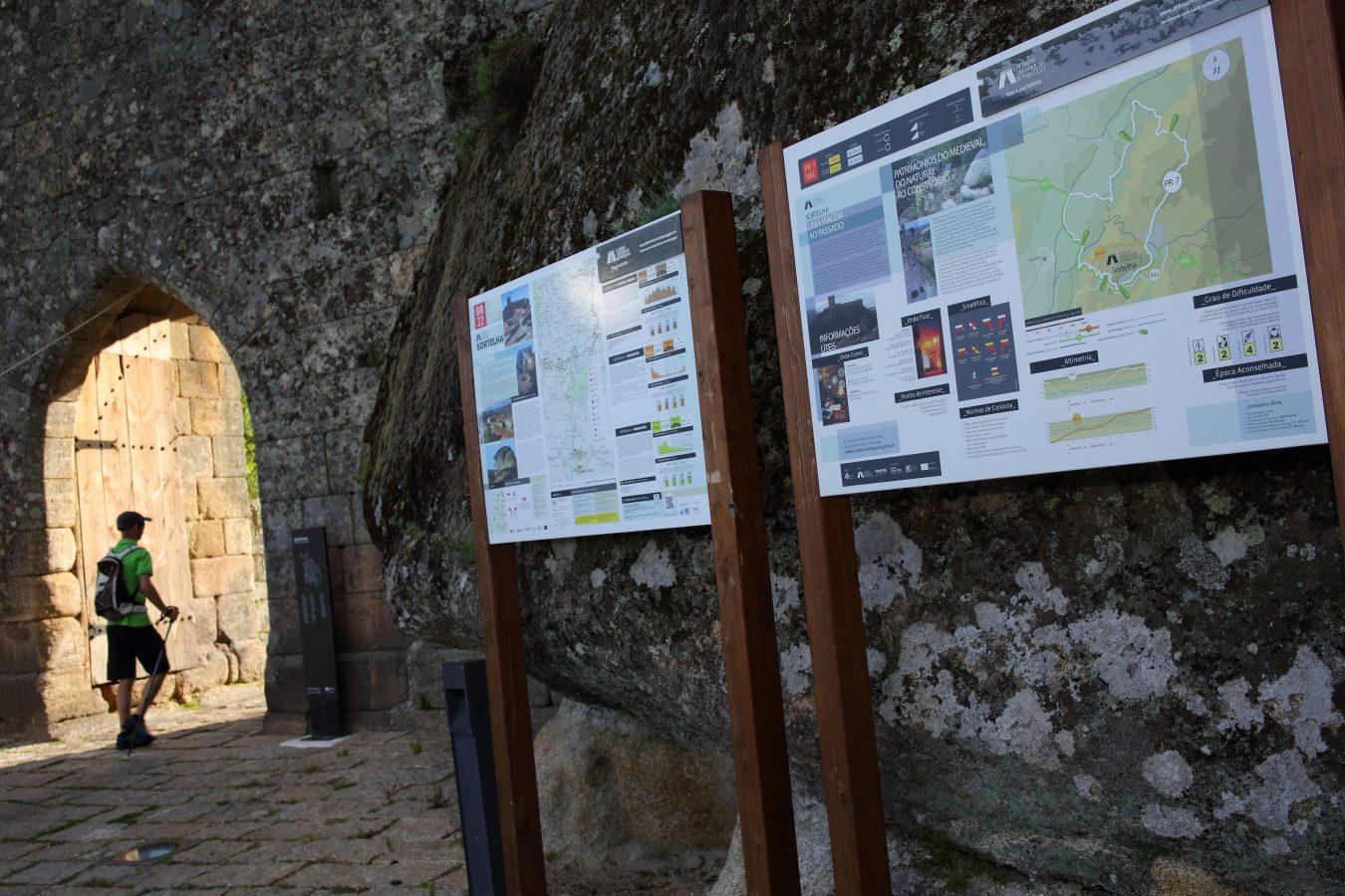 Caminhos Históricos – Percursos Pedestres